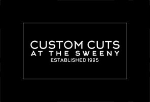 Custom Cuts at the Sweeny, Excellence in hair, Excellence in service