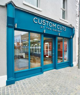 Custom Cuts Launch and 21st