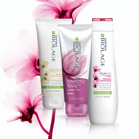 Custom Cuts Biolage Range