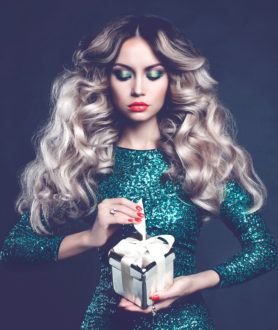 Book Your Christmas Hair Appointment